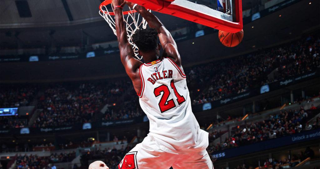 NBA Daily Fantasy Basketball Lineup Picks - Jimmy Butler