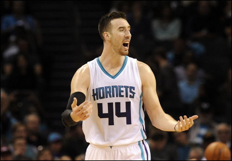 NBA Daily Fantasy Basketball Lineup Picks - Frank Kaminsky - Charlotte Hornets - Lineup Lab