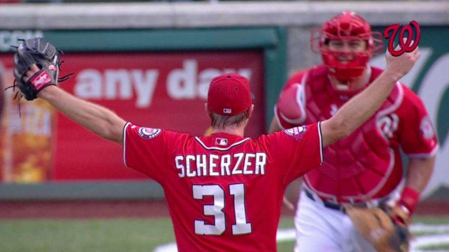 MLB Daily Fantasy Baseball Lineup Stacks - Max Scherzer - Lineuplab.com
