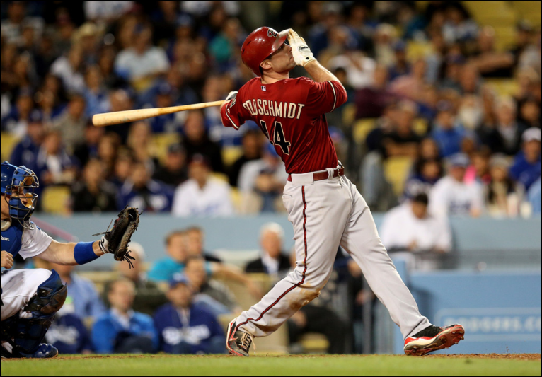 DraftKings FanDuel MLB Lineup Picks - Paul Goldschmidt