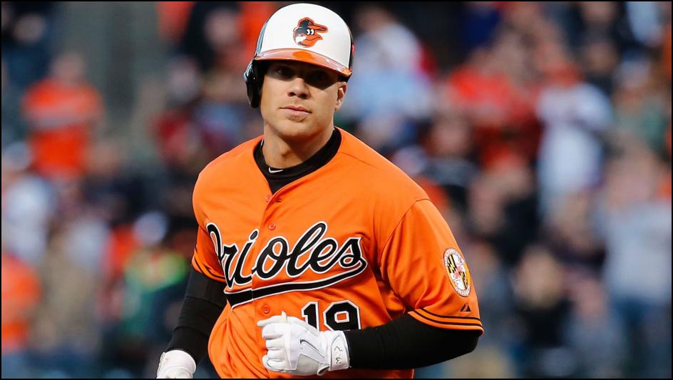 Chris Davis - MLB Optimal Lineup Fanduel