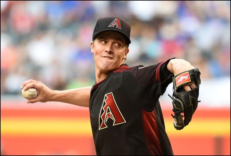 Zack Greinke - MLB Lineup Picks - Lineuplab