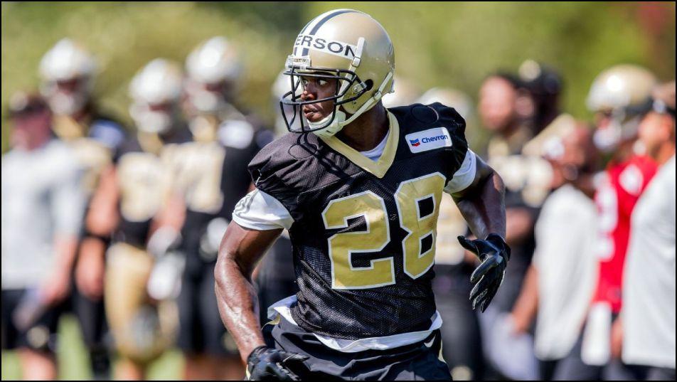 Adrian Peterson - Fantasy Football Season Preview Running Backs 2017 - New Orleans Saints - Lineup Lab