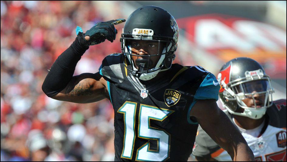 Allen Robinson - Fantasy Football Season Preview Wide Receivers 2017 - Jacksonville Jaguars