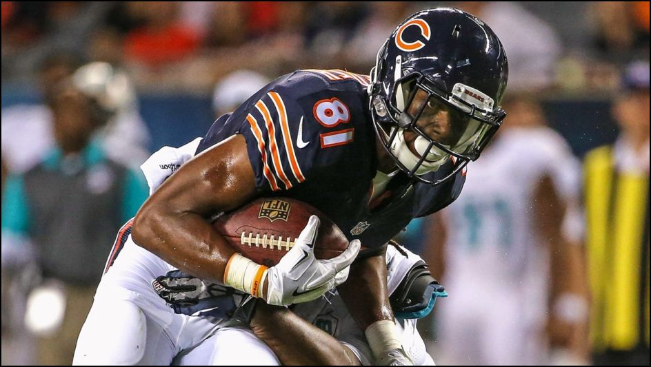 Fantasy Football Season Preview Wide Receivers 2017 - Cameron Meredith - Chicago Bears