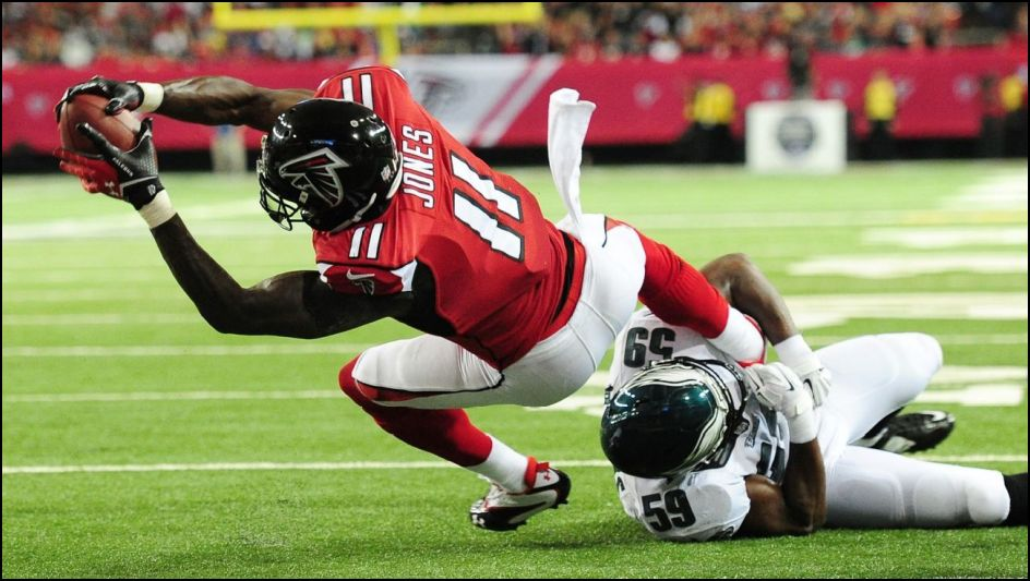 Fantasy Football Season Preview Wide Receivers 2017 - Julio Jones - Atlanta Falcons - Lineuplab