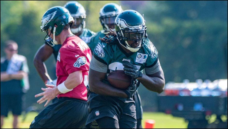 Fantasy Football Season Preview Running Backs 2017 - LaGarrette Blount - Lineuplab - Philadelphia Eagles