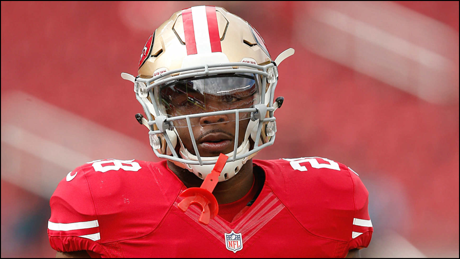 Daily Fantasy Football - Carlos Hyde - San Francisco 49ers