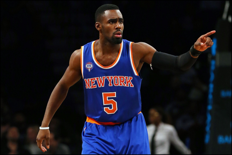 NBA Daily Fantasy Basketball Lineup Picks - Tim Hardaway Jr. - New York Knicks