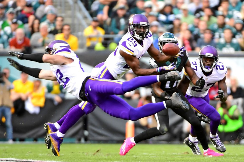 Draftkings NFL Championship Round: Minnesota Vikings at Philadelphia Eagles