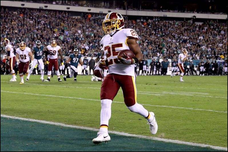 NFL Daily Fantasy Football Recommendations for Week 3 - Running Backs