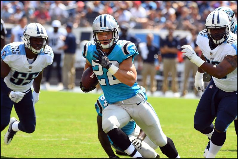 NFL Daily Fantasy Football Recommendations for Week 2 - Running Backs