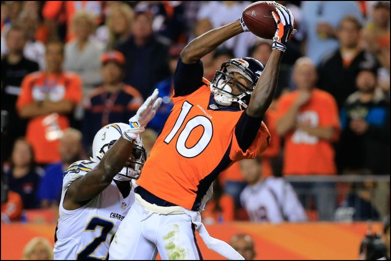 NFL Daily Fantasy Football Recommendations for Week 2 - Wide Receivers