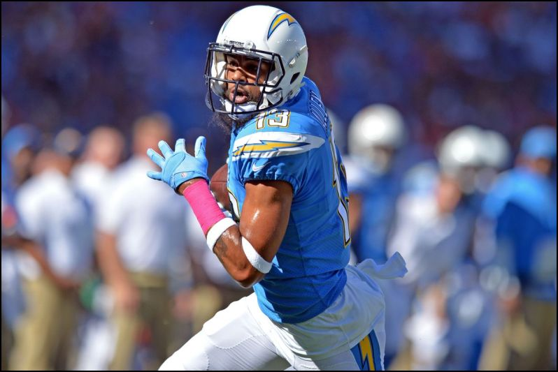 NFL Daily Fantasy Football Recommendations for Week 9 - Wide Receivers